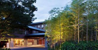 Hyatt Regency Kyoto - Kioto - Edificio