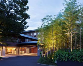 Hyatt Regency Kyoto - Quioto - Edifício