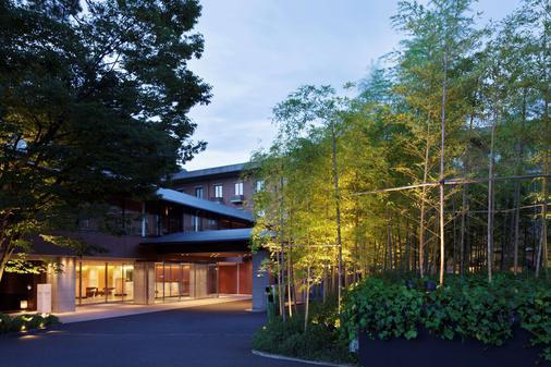 Hyatt Regency Kyoto - Kyoto - Building