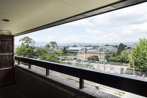 Hyatt Regency Kyoto - Kyoto - Balcony
