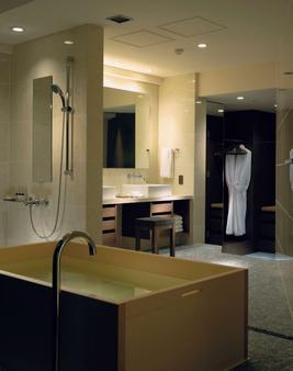 Hyatt Regency Kyoto - Kyoto - Bathroom