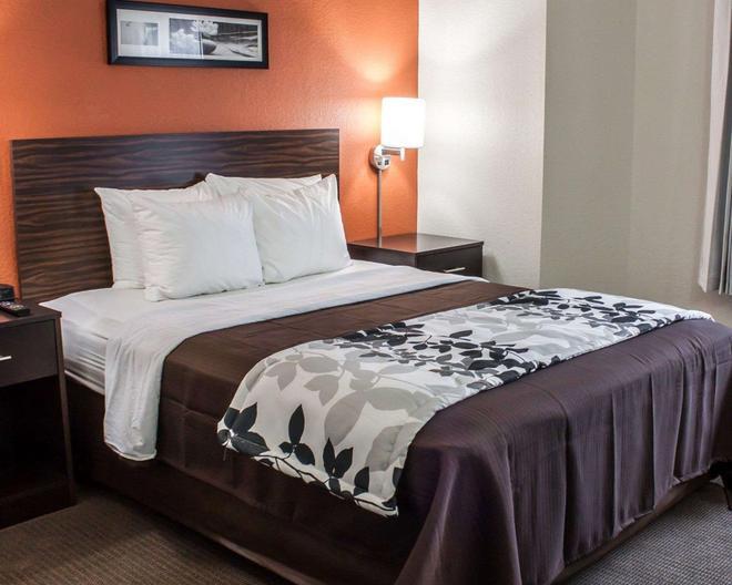 Sleep Inn Arlington Near Six Flags - Arlington - Bedroom
