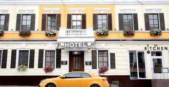 Impressa Hotel - Kyiv - Bygning