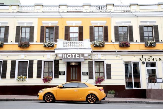 Impressa Hotel - Kiova - Rakennus