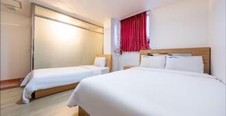 仁川機場耶格利納酒店 - 仁川 - 臥室