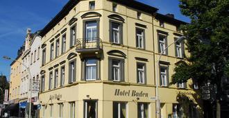 Hotel Baden - Bonn - Gebäude