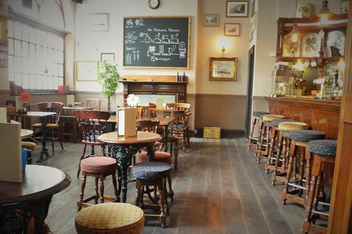 Publove @ The White Ferry, Victoria - Hostel - London - Restaurant