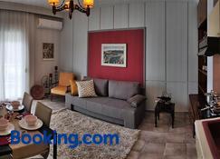 Cozy apartments - Komotini - Living room
