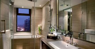 Kempinski The One Suites Hotel Shanghai Downtown - Shanghai - Bathroom