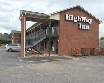 Highway Inn - Mocksville - Gebäude
