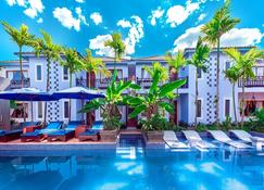 Cheata Residence - Ciudad de Siem Riep - Pileta