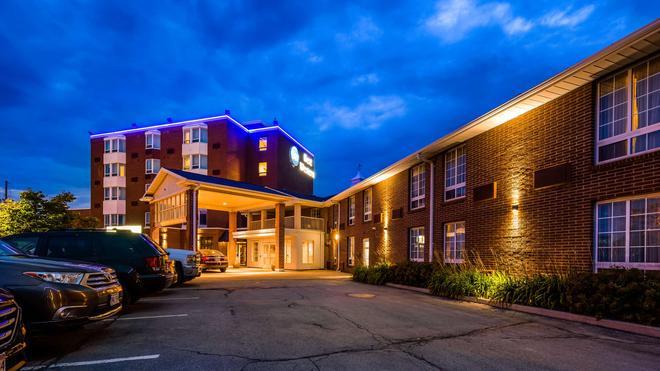 Best Western Milton - Milton - Building