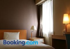 Hotel Premium Green Hills - Сендай - Спальня