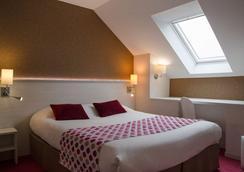 The Originals City, Hôtel Alizéa, Le Mans Nord (Inter-Hotel) - Saint-Saturnin - Bedroom