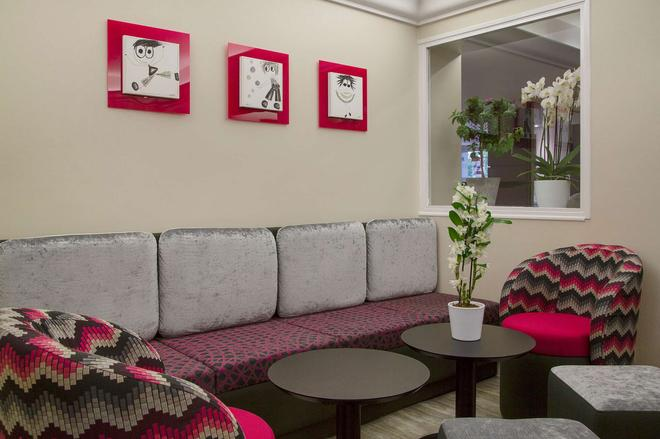 The Originals City, Hôtel Alizéa, Le Mans Nord (Inter-Hotel) - Saint-Saturnin - Living room