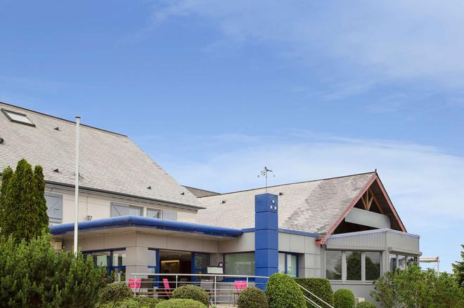 The Originals City, Hôtel Alizéa, Le Mans Nord (Inter-Hotel) - Saint-Saturnin - Building