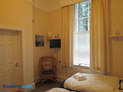 Weston Manor Bed & Breakfast - Totland Bay - Bathroom