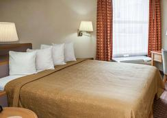 Quality Inn & Suites Greenfield - Greenfield - Bedroom