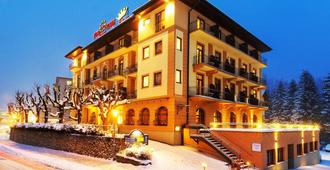 Euro Youth Hotel & Krone - Bad Gastein - Rakennus