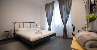 Quattro Briganti - Salerno - Bedroom