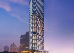 Grand Hyatt Dalian - Dalian - Gebouw
