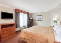 Days Inn Carlsbad - Carlsbad - Bedroom