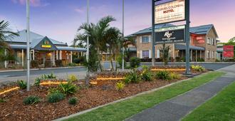 Coopers Colonial Motel - Brisbane - Building