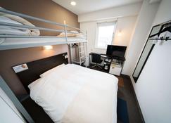 Super Hotel Tottori-Eki Kitaguchi - Тотторі - Bedroom