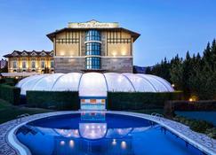 Hotel Sercotel Villa de Laguardia - Laguardia - Vista del exterior