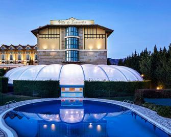 Hotel Sercotel Villa de Laguardia - Laguardia - Venkovní prostory
