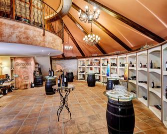 Hotel Sercotel Villa de Laguardia - Laguardia - Bar