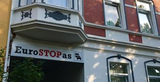 Eurostopas - Bremen - Building
