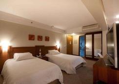 Quality Hotel Porto Alegre - Porto Alegre - Bedroom