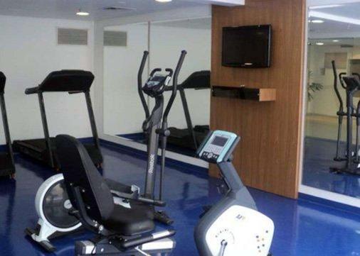 Quality Hotel Porto Alegre - Porto Alegre - Gym