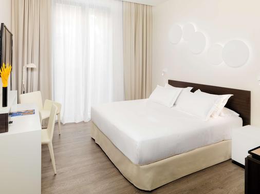H10 Port Vell - Barcelona - Phòng ngủ
