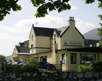 Broadford Hotel - Isle of Skye - Building