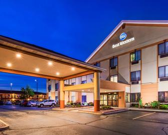 Best Western Inn & Suites of Merrillville - Merrillville - Building