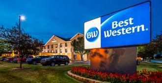Best Western Inn & Suites of Merrillville - Merrillville - Toà nhà
