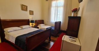 Pousada Dom Petrópolis - Petrópolis - Bedroom