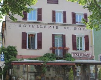 Hotel Du Roc - Castellane - Building