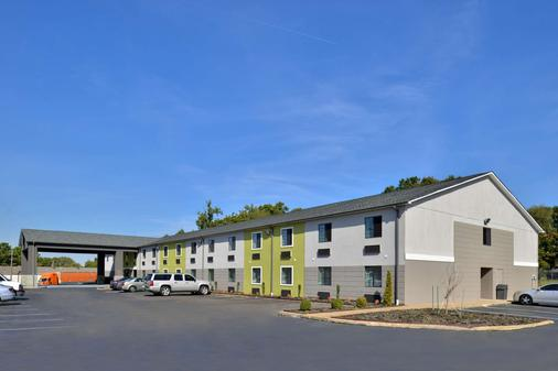 Americas Best Value Inn Memphis Airport - Memphis - Rakennus
