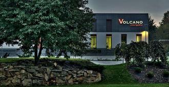 Volcano Spa Hotel - Prag - Bygning