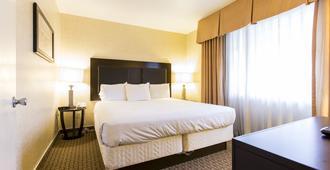 Hotel Silver Lake Los Angeles - לוס אנג'לס - חדר שינה