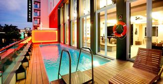 Protea Hotel Fire & Ice! by Marriott Cape Town - קייפ טאון - בריכה