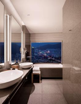 Park Hyatt Busan - Busan - Bathroom