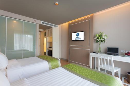 Best Western Patong Beach - Bãi biển Patong - Phòng ngủ