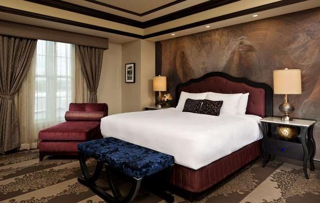Saratoga Casino Hotel - Saratoga Springs - Phòng ngủ