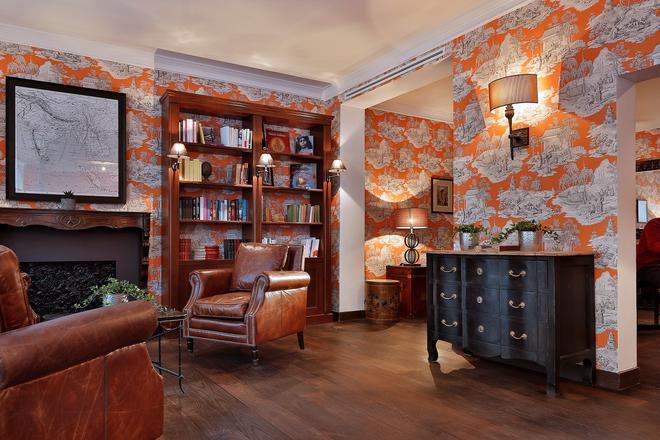 Hôtel R. Kipling by Happyculture - Paris - Lounge