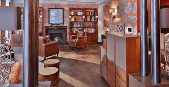 Hôtel R. Kipling By Happyculture - París - Lobby