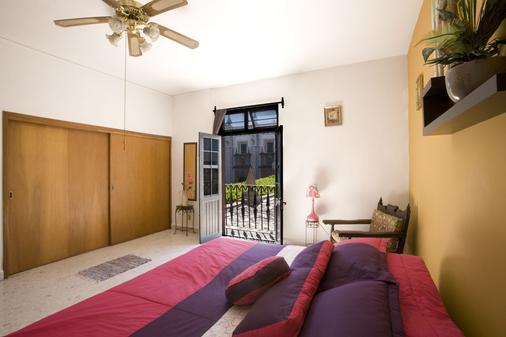 Hostal Galerie - Santiago de Querétaro - Bedroom